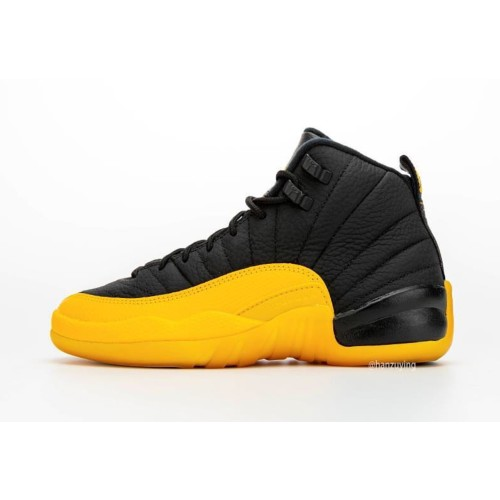 Air Jordan 12 University Gold Sneakers Release