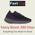 Yeezy Boost 380 Onyx: Everything You Need To Know