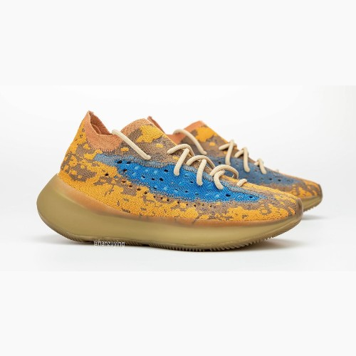 Adidas Yeezy Boost 380 Blue Oat Sneakers