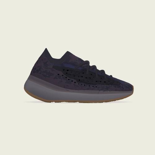 Adidas Yeezy Boost 380 Onyx Shoes