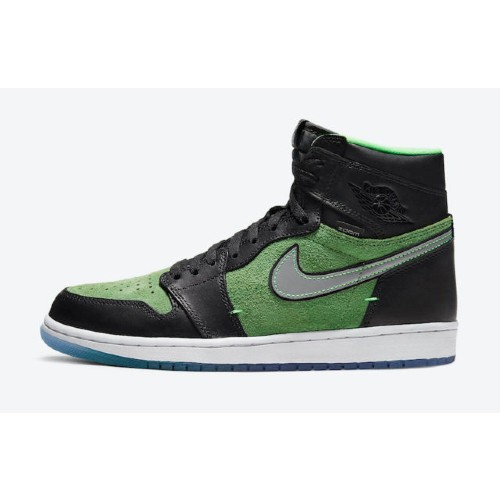 Air Jordan 1 High Zoom Rage Green Release Date