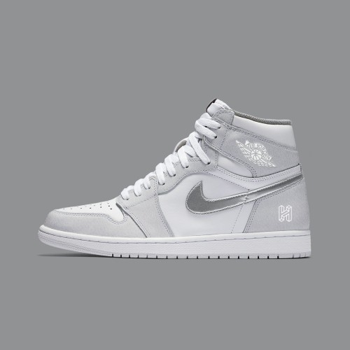 Air Jordan 1 Retro High Metallic Silver Release