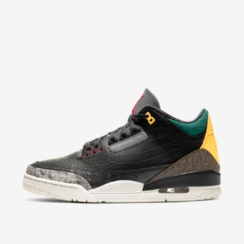 Air Jordan 3 Animal Instinct 20 Release Date