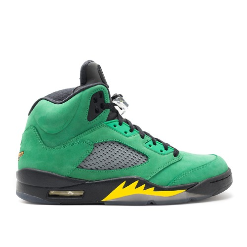 Air Jordan 5 Oregon Ducks Release Date