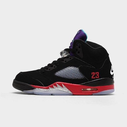 Air Jordan 5 Retro Top 3 Release Date