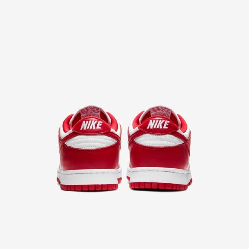 Dunk Low University Red Shoes Back