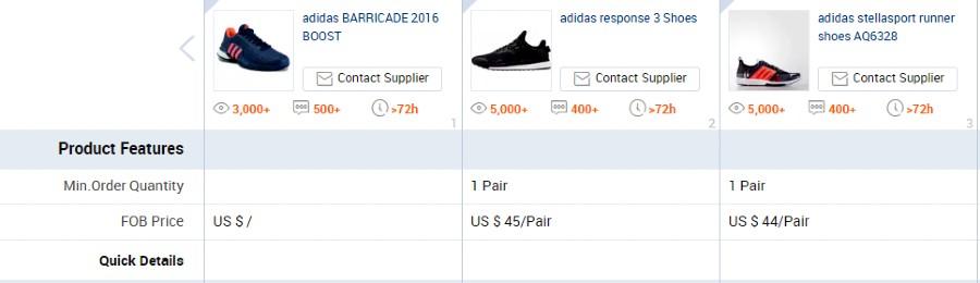 Fake Adidas Shoes Prices