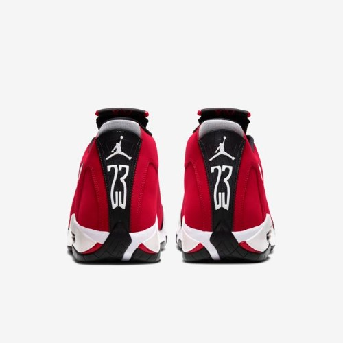Nike Air Jordan 14 Gym Red Sneakers