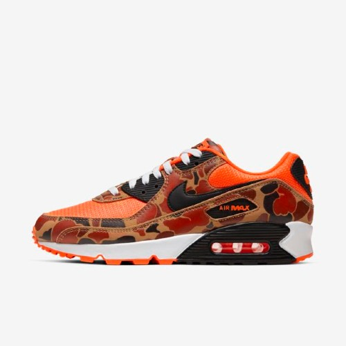 Nike Air Max 90 Orange Duck Sneaker Release Dates
