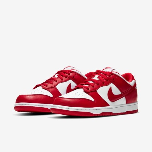 Nike Dunk Low Sp University Red Sneakers