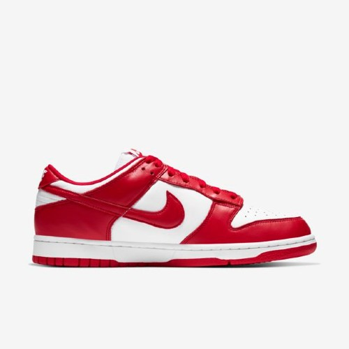 Nike Dunk Low University Red Right
