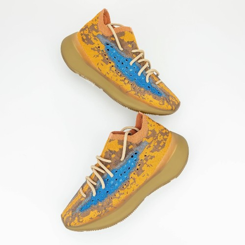 Yeezy Boost 380 Blue Oat Shoes