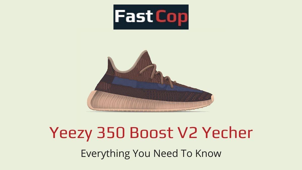 Adidas Yeezy Boost Yecher