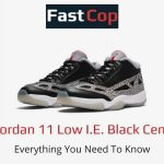 Air Jordan 11 Low I.E. Black Cement - Price, Release, And More