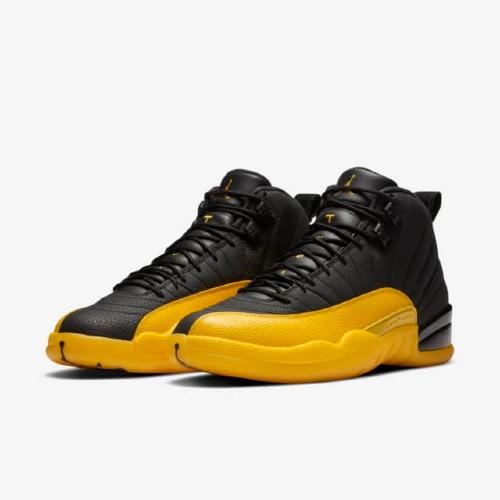 Air Jordan 12 University Gold Shoes